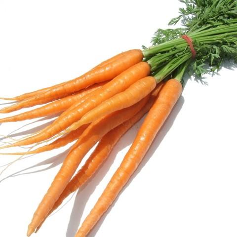 Orange Baby Carrots